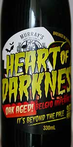 Murray's Heart Of Darkness Oak Aged