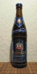 Erdinger Weissbier Alkoholfrei (Non-Alcoholic)