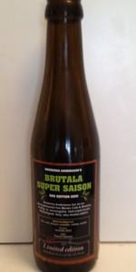 Bröderna Andersson's Brutala Super Saison Oak Edition