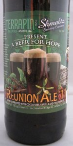 Terrapin Reunion Beer 2011