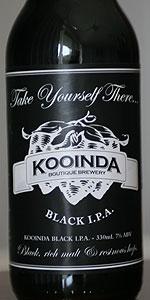 Kooinda Black IPA - Full Nelson