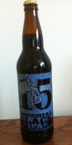 15th Anniversary Escondidian Imperial Black IPA