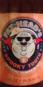 Spooky Tooth Imperial Pumpkin