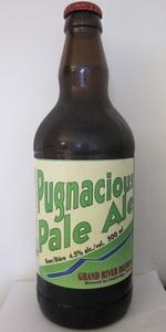 Pugnacious Pale Ale