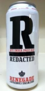 Redacted IPA