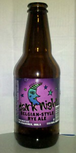 Dark Night Belgian Rye