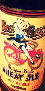 Red Racer Raspberry Wheat Ale