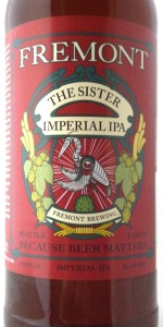 The Sister | Fremont Brewing Company | BeerAdvocate
