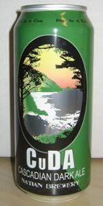 CuDA Cascadian Dark Ale