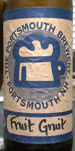 Portsmouth Fruit Gruit