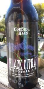 Black Citra Not So Pale Ale