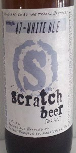 Scratch Beer 47 - 2011 (Wit [or Witout] Two)