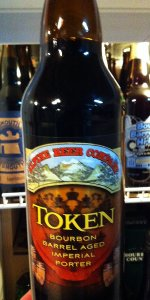 Token Bourbon Barrel Aged