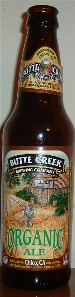 Butte Creek Organic Ale