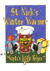 Barley's St. Nick's Winter Warmer