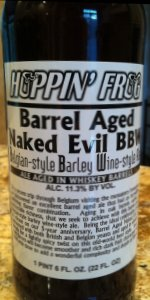 Barrel Aged Naked Evil