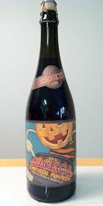 Oak Jacked Imperial Pumpkin Ale