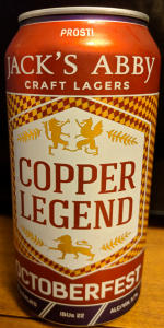 Copper Legend Octoberfest