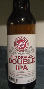 Dragon Series Red Dragon Double IPA