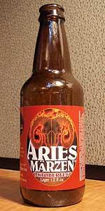 Aries Märzen Oktoberfest