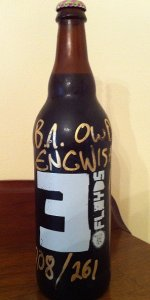 Owd Engwish Barrel Aged Barley Wine