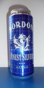Gordon Finest Silver