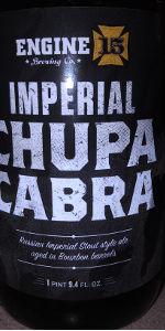 Chupacabra (Bourbon Barrel Aged )