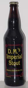 Hawks D.M.s Imperial Stout