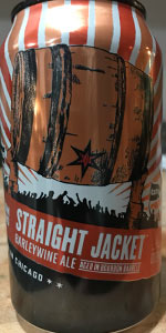 Straight Jacket (Barrel-Aged Institutionalized)