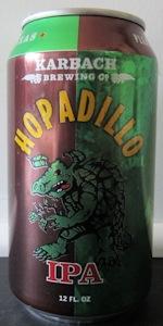 Hopadillo IPA