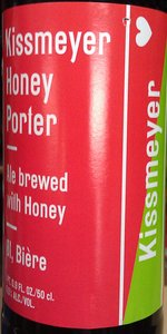 Kissmeyer No. 7 Honey Porter