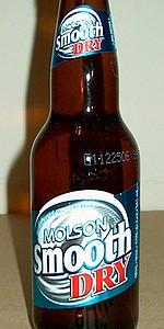 Molson Smooth Dry