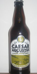 Caesar Augustus (Lager/IPA Hybrid)