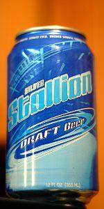 Silver Stallion Draft Beer