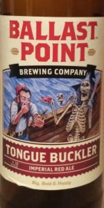 Tongue Buckler - Imperial Red Ale
