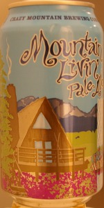 Mountain Livin' Pale Ale
