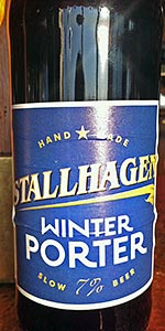 Stallhagen Baltic Porter (Winter Porter)