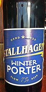 Stallhagen Baltic Porter (Winter Porter)