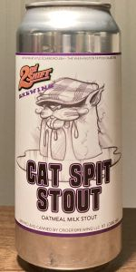 Cat Spit Stout