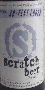 Scratch Beer 48 - 2011 (Fest Bier)