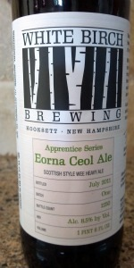 White Birch Apprentice Series Eorna Ceol Ale