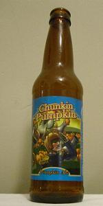 Chunkin Pumpkin