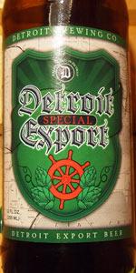 Detroit Special Export