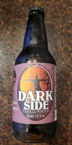 Dark Side Vanilla Porter