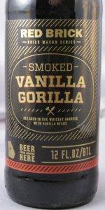 Red Brick Brick Mason Series #4: Smoked Vanilla Gorilla