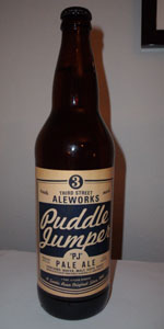 Puddle Jumper Pale Ale