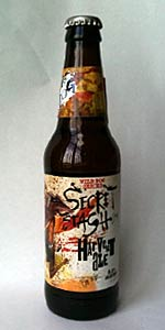 Secret Stash Harvest Ale