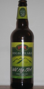 Saranac High Peaks Series Wet Hop IPA