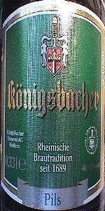 Königsbacher Pils