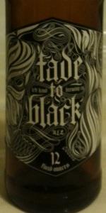 Fade To Black (Volume 3 - Pepper Porter)